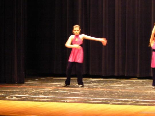 Amy's Dance Recital June 14, 2009